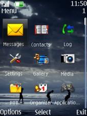Темы для Nokia 2700